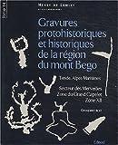 Gravures protohistoriques et historiques de la région du mont Bégo : Tome 14, Secteur des Merveilles, Zone du Grand Capelet, Zone XII, Groupes I à VI