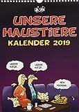 Uli Stein Unsere Haustiere Kalender 2019