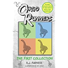 Orgo Runners: The First Collection (Books 1-4)