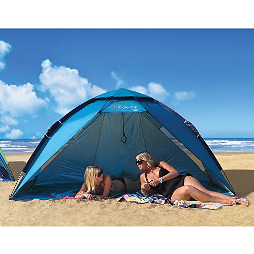 51HT9YFCpnL. SS500  - Sunproof UV Protector and Beach Shelter Super - Extra Large