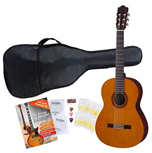 Yamaha CS40 Konzertgitarre SET inkl. Zubehörset