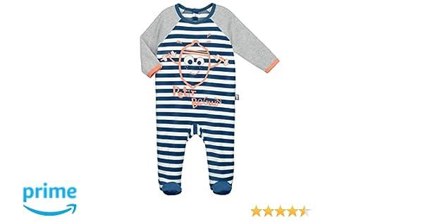 d949a5912c68a Pyjama bébé velours Milkshake - Taille - 6 mois (68 cm)  Amazon.fr  Bébés    Puériculture