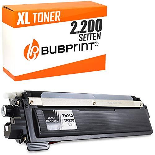 Bubprint Toner kompatibel für Brother TN-230 BK TN-230BK TN230BK TN 230BK für DCP-9010CN HL-3040CN HL-3070CW HL-3075CW MFC-9120CN MFC-9320CW Schwarz - Brother Mfc9320cw Drucker