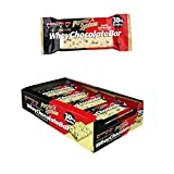 Power System Crispy Whey Chocolate Bar - Whey Protein Crisp Bar (2 x 16er Pack)