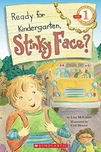 [(Ready for Kindergarten, Stinky Face?)] [By (author) Lisa McCourt ] published on (July, 2010)