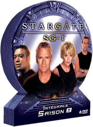 Stargate sg-1, saison 8 [Edizione: Francia]