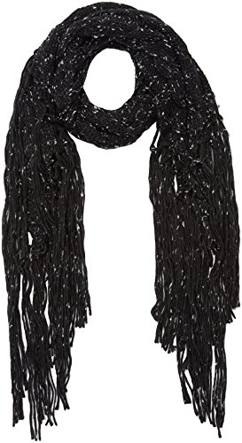 Volcom Damen Schal Knit Party Scarf Black, One Size