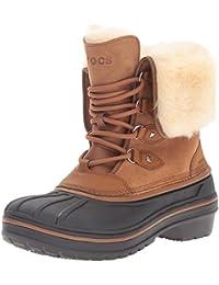 Crocs AllCast II Luxe Boot, Bottes femme
