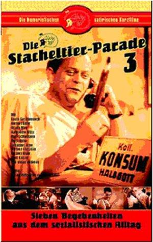 Die Stacheltierparade, Teil 3 [VHS]