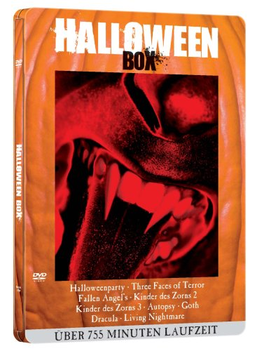 Halloween Horror Blut-Box (Metallbox-Edition/9 Filme) [3 DVDs]