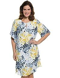 Ulla Popken Femme Grandes tailles Robe imprimée 704648
