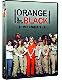 Orange Is The New Black Pack Temporadas 1-4 DVD España