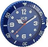 Ice-Clock Wall Clock, Blue