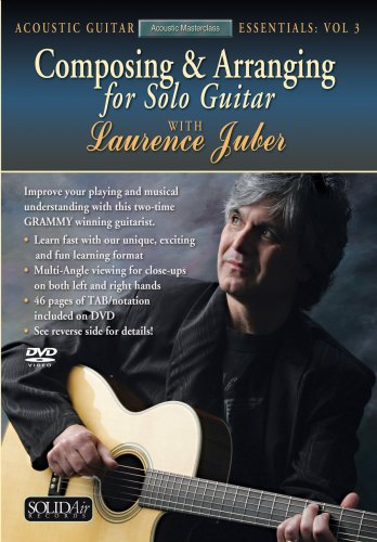 Acoustic Masterclass Series: Composing & Arranging for Solo Guitar (Acoustic Gui (Alfred-gitarre Dvd)