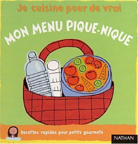Mon menu pique-nique par Madeleine Deny