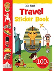 My First Travel Sticker Book Exciting Sticker Book With 100