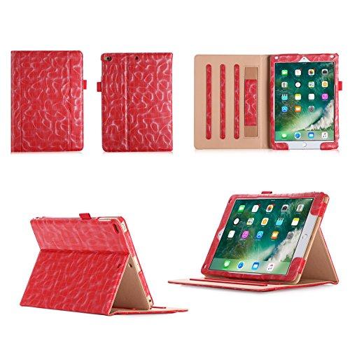 Vovipo iPad 9.7 Funda - Protecciš®n Esquina Folio