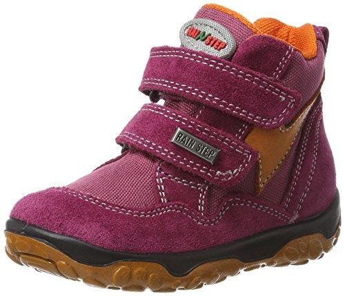 Naturino Baby Mädchen Lorenz Sneaker, Pink (Mirtillo), 26 EU