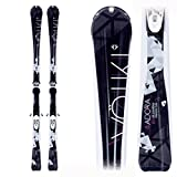 Völkl Damen All-Mountain Ski Set Adora TP 10.0 14/15; schwarz 166