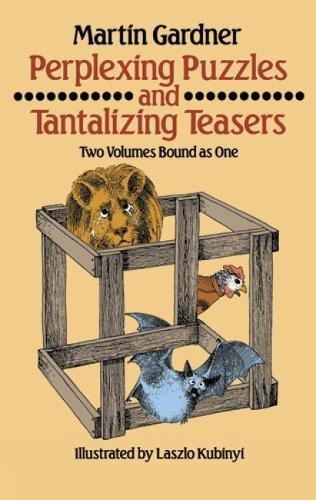 Perplexing Puzzles and Tantalizing Teasers (Dover Children's Activity Books)