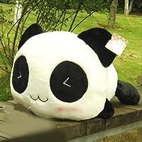 Sadkl Fashion Cute Panda Comfortable lint Toy Cushion Lumbar Pillow Panda Plush Toy pillow