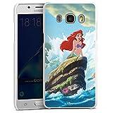 Samsung Galaxy J5 (2016) Hülle Case Handyhülle Disney Arielle Die Meerjungfrau Geschenke Merchandise