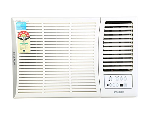 Voltas 1.5 Ton 5 Star Window AC (185 DY, White)