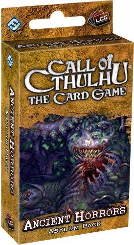 Fantasy Flight Games - Juego de cartas, para 2 jugadores (CT17E) (versión en español) (Living Card Games)