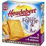Lu heudebert biscotte 34 tranches pacte forme 280g - ( Prix Unitaire ) - Envoi Rapide Et Soignée