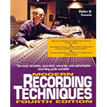 Modern Recording Techniques (Best-Seller (Howard W. Sams & Co.).)