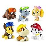 Paw Patrol Pup Squirters Animales de juguete para el baño Multicolor - Juegos, juguetes y pegatinas de baño (Animales de juguete para el baño, 3 año(s), Niño/niña, Multicolor, 203,2 mm, 85,7 mm)