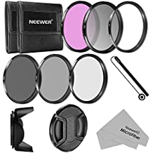 Neewer - 52MM Fotocamera Filtro Accessorio Kit