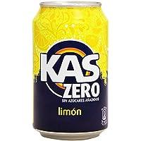 Kas Limon zero azucar refresco lata 33cl