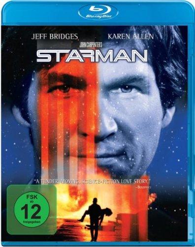 Starman [Blu-ray] (Gattaca Film)