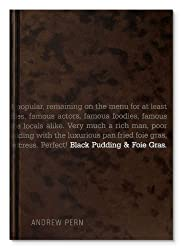 Black Pudding & Foie Gras