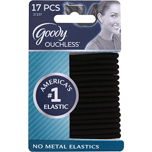 goody-ouchless-hair-elastics-17-pieces