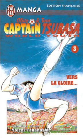 Captain Tsubasa - Olive et Tom - World Youth Edition simple Tome 3
