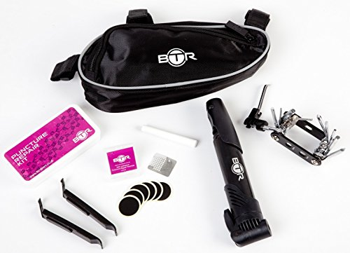 btr-borsa-da-telaio-kit-riparazione-forature-bici-con-toppe-autoadesive-x6-leve-per-copertoni-x2-str