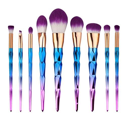 reasoncool-9pcs-make-up-fondazione-eyeliner-del-sopracciglio-di-cosmetici-arrossire-concealer-brushe
