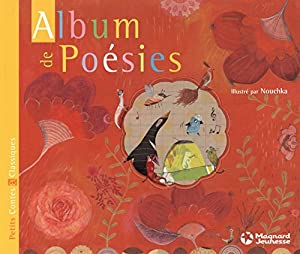 """Afficher """"Album de poésies"""""""