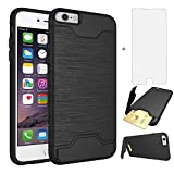 iPhone 6 Plus Case Phone Cases iphone 6s Plus Wallet With Card Holder