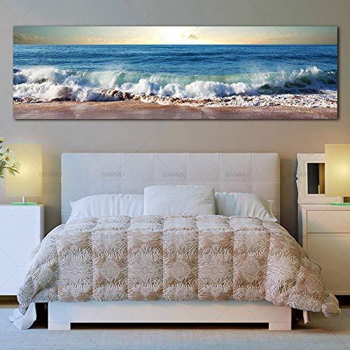 W15Y8 Arte Decoración hogar Landcape Lienzo Pintura