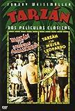 Pack: Tarzan Y Las Intrépidas Amazonas + Tarzan Y La Mujer Leopardo [DVD]