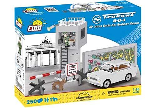 Spielzeug Bau- & Konstruktionsspielzeug-sets Cobi 24555 Trabant 601 Feuerwehr