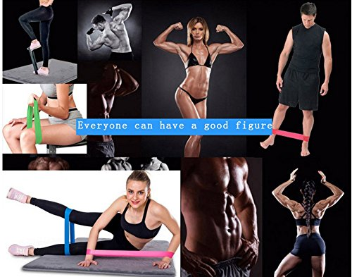 Natural Latex Tension – Exercise Bands
