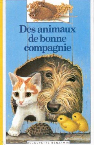 DES Animaux De Bonne Compagnie