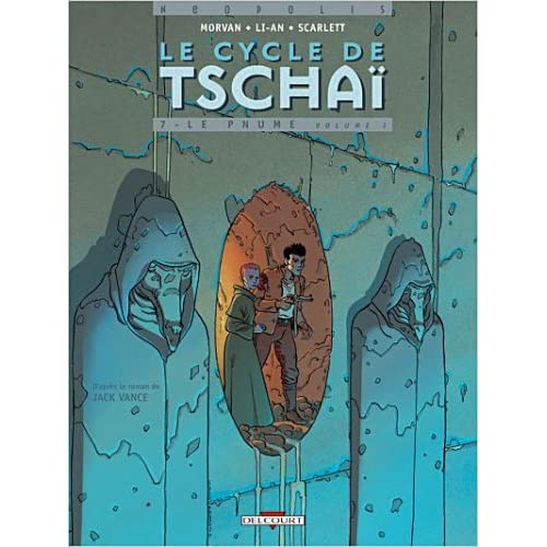 Le Cycle de Tschaï, Tome 7 : Le Pnume : Partie 1