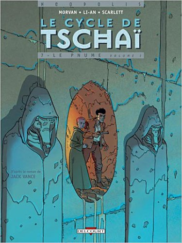 Le cycle de Tschaï (7) : Le Pnume : vol I.