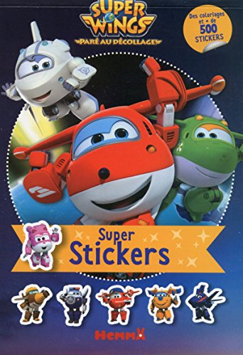 Produktbild Super stickers Super Wings