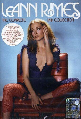 LeAnn Rimes - The Complete LeAnn Rimes DVD Collection - Leann Rimes Dvd